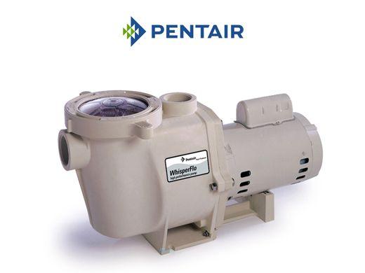 pentair whisperflo 75hp full rated two speed pool pump. Black Bedroom Furniture Sets. Home Design Ideas