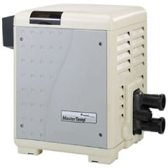 Pentair MasterTemp Low NOx Pool & Spa Heater - Dual Electronic Ignition - Natural Gas - 200000 BTU - 460730