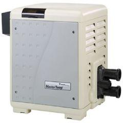 Pentair MasterTemp Low NOx Pool & Spa Heater - Dual Thermostat - Electronic Ignition - Propane Gas - 175,000 BTU | 460793
